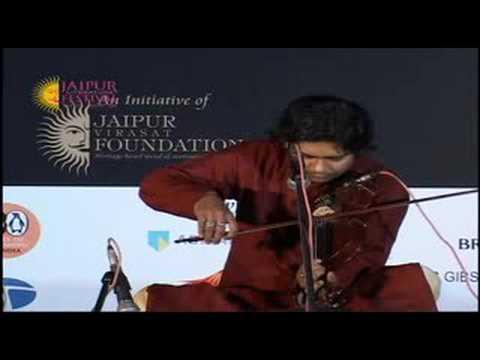 Sharat Chandra Srivastava Raag Jaijaivanti Live in Jaipur 1