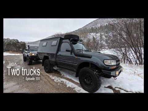 Two Trucks!