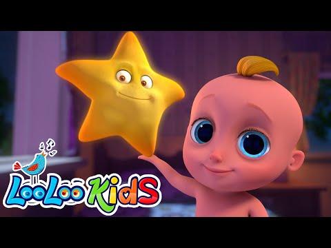 Twinkle Twinkle Little Star - Educational Lullaby | LooLoo KIDS