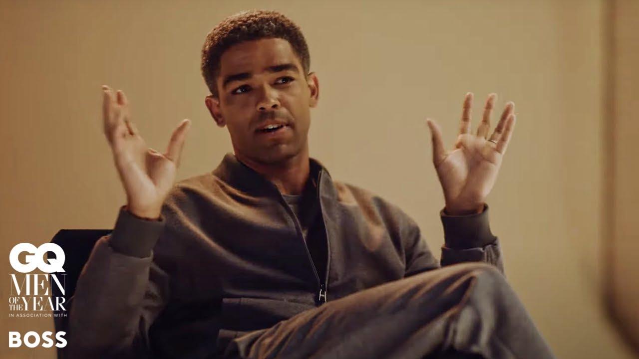 Kingsley Ben Adir on transforming into Malcolm X and Barack Obama | British GQ