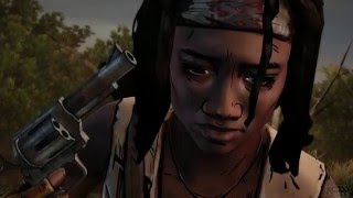 The Walking Dead Michonne Episode 2 Full Walkthrough Give No Shelter No Commentary PC HD 60 FPS