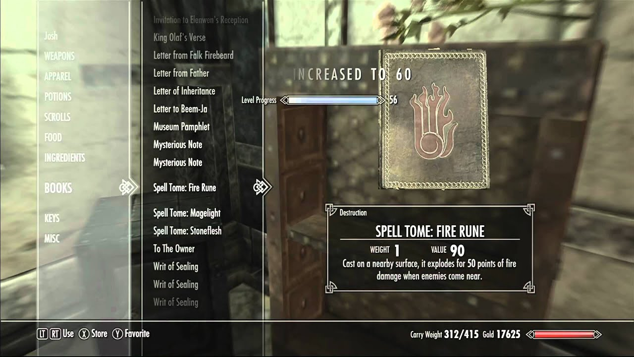 skyrim easy leveling must watch