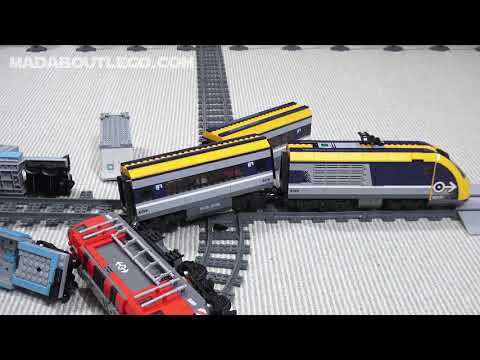 Lego Train Track Elevation Kit