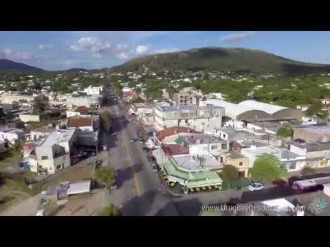 Video aéreo de Piriápolis, Maldonado, Uruguay Desde Lo Alto