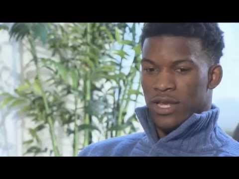 Jimmy Butler:The Road to Stardom
