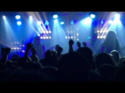Manilla Road - Crystal Logic in Warsaw 27.05.2017