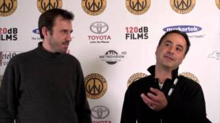 2015 Woodstock Film Festival: Interview with