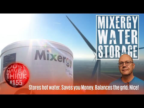 Mixergy Water Storage.