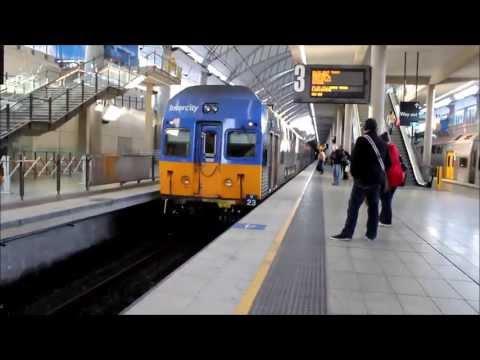 NSW TrainLink Intercity