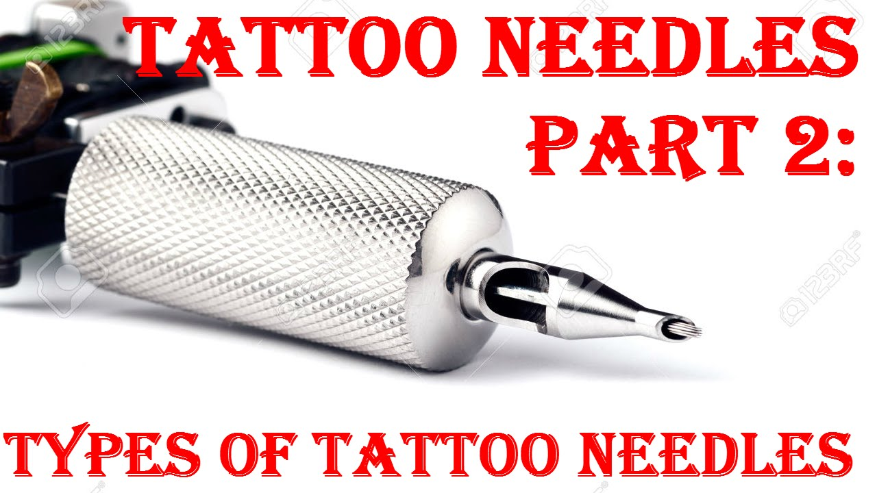Tattoo needles part 2 types of tattoo needles youtube for How to make a tattoo needle