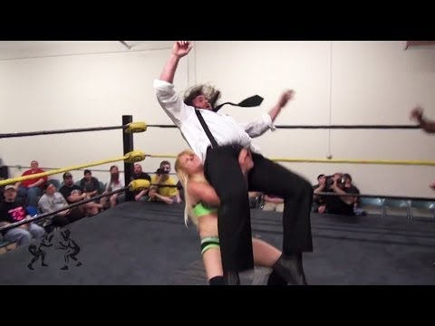 [Free Match] Candice LeRae & Joey Ryan vs. Team TREMENDOUS -WSU | Beyond Wrestling (Intergender)