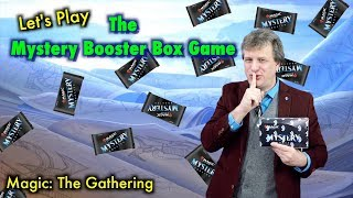 Let's Play The Mystery Booster Box Game for Magic: The Gathering!