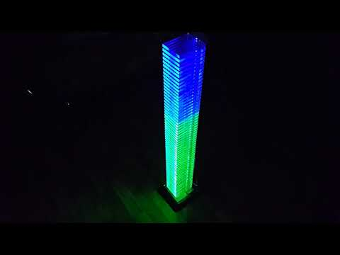 Сборка и включение световой башни. Build And Launch Vu Meter - WS2812 + Arduino..