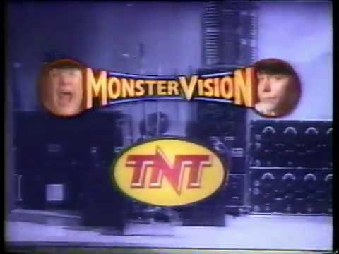 Monstervision - Demon With A Glass Hand