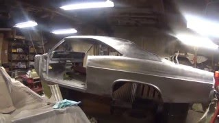 1965 Impala SS Update 2/13/2016 W/another Winter Project