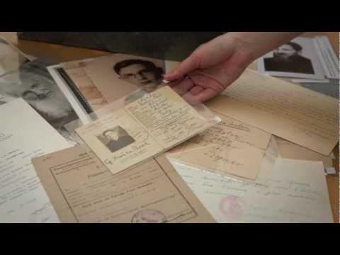 One Survivor, Two Identities: The Kurt Lewin Collection (Curators Corner #4)