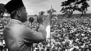 Pidato Dahsyat Presiden Soekarno