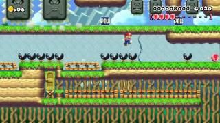 【マリオメーカー】命懸けの90秒SPEEDRUN【Super Mario Maker】