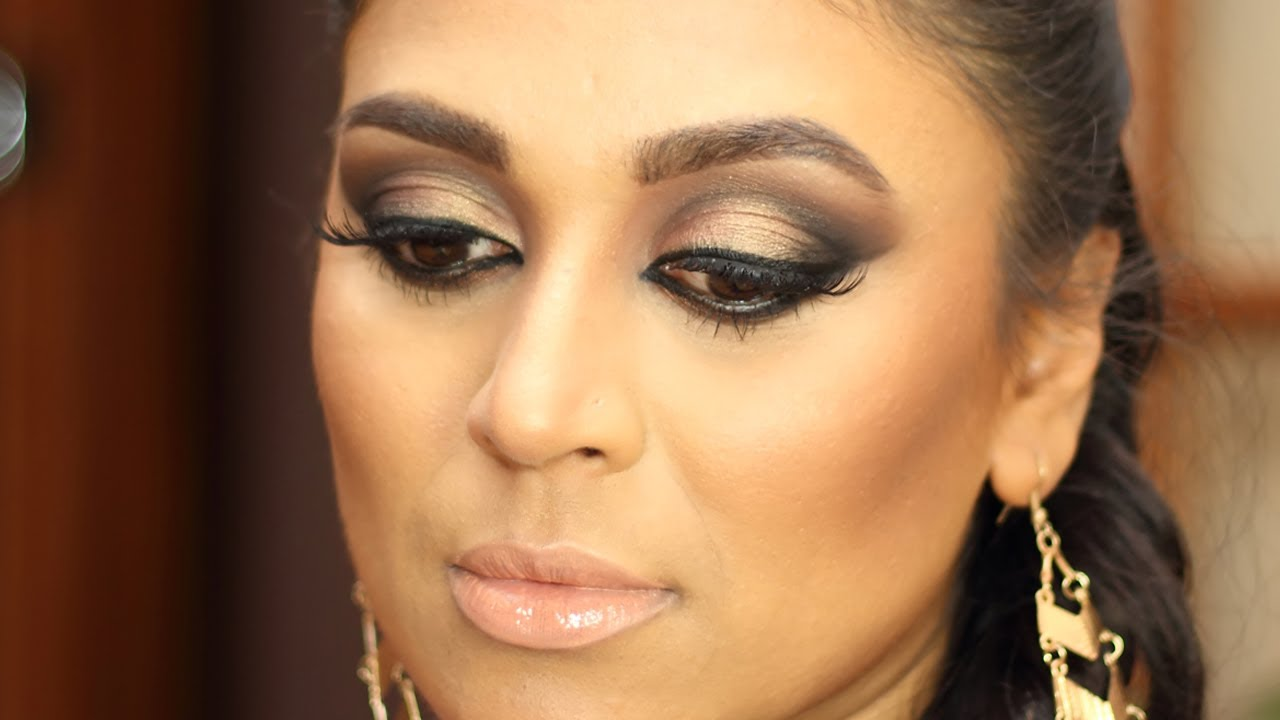 Maya Diab Inspired Makeup Tutorial Youtube