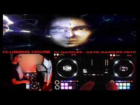 CLUBBING HOUSE - MIXED BY DJ MARQUES