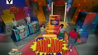 Nickelodeon Arcade FASTFORWARD FRIDAY EPISODE