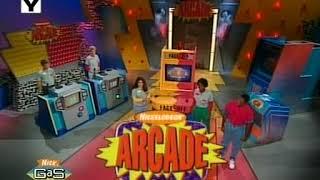 Nickelodeon Arcade FASTFORWARD FRIDAY EPISODE