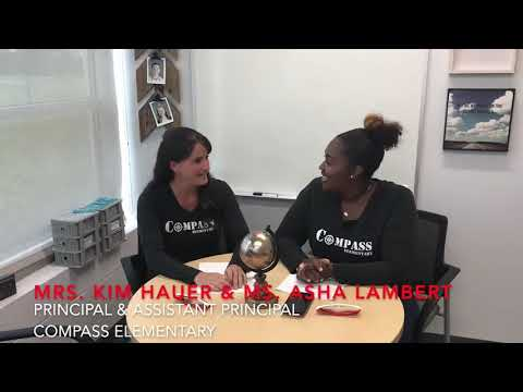 Compass Elementary Welcome Rap