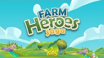Farm Heroes Saga - Universal - HD Gameplay Trailer