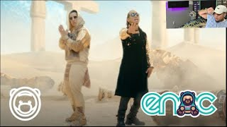 Ozuna x Daddy Yankee - No Se Da Cuenta (Official Music Video)(VIDEO REACCION)