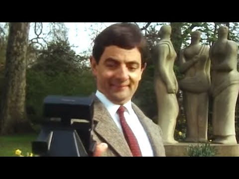 Mr Bean Goes