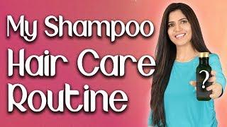 My Shampoo Hair Care Routine - Ghazal Siddique