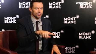 uno Timepiece | Montblanc 代言人 Hugh Jackman 專訪