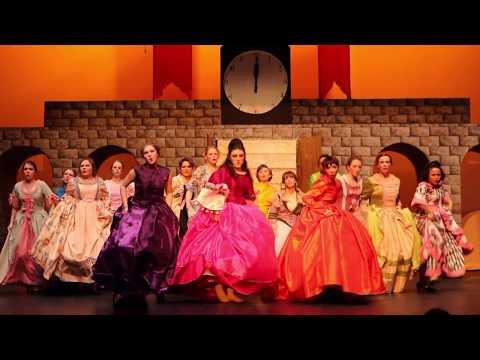 Chaparral Theatre Presents: Cinderella
