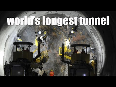 China could build world's longest tunnel link to Taiwan
