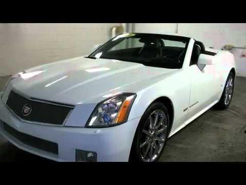 Pre Owned 2008 Cadillac Xlr V Nashville Tn