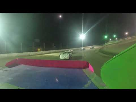 Rattlesnake Raceway DTC Mod Mini Main Back View part 1 10-8-2017