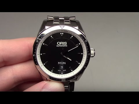 oris artix automatic mens watch review ref 73576624174mb
