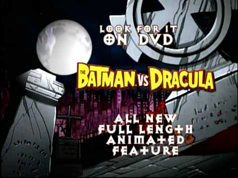 The Batman vs. Dracula 2005