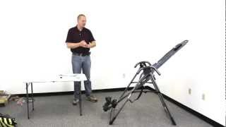 How To Assemble A Teeter Hang Ups EP-560 Inversion Table Plus Quick Feature Review