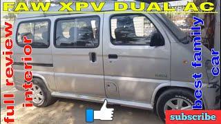 Faw XPV EURO 4 1.0L FULL rêview part 2 urdu