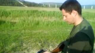 MAUSER C-96 SHOOTING