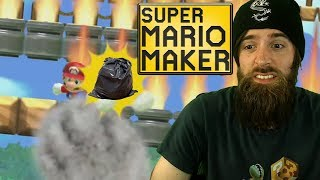 WE HAD TO INVENT A NEW TERM FOR THIS ONE... [SUPER MARIO MAKER]