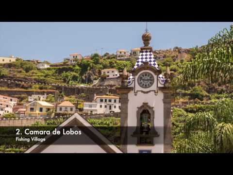 Madeira: TOP 10 Must See Places
