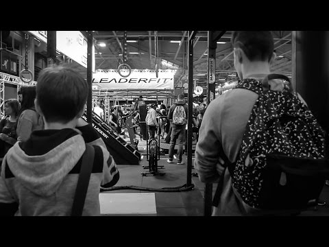 Salon du fitness 2017 Paris Workout