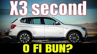 BMW x3 second hand. O fi bun?