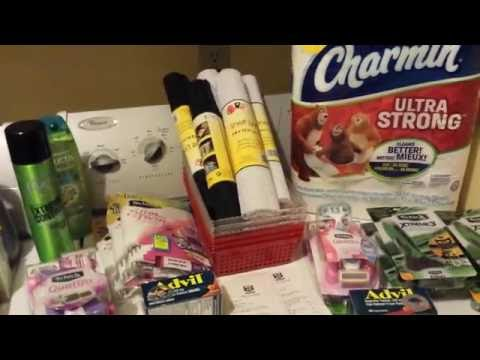 Rite Aid couponing 9/18/16