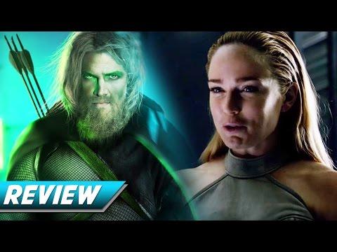 """Legends of Tomorrow S1E6 """"Star City 2046"""" Review"""
