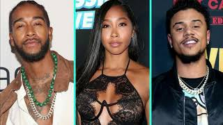 the truth behind the Omarion Apryl Jones and Lil Fizz situation