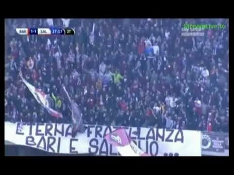 Bari 2-1 Salernitana