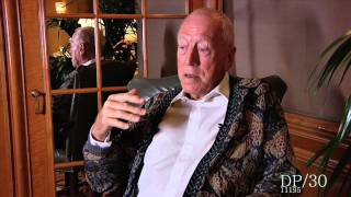 DP/30: Extremely Loud & Incredibly Close, actor Max von Sydow